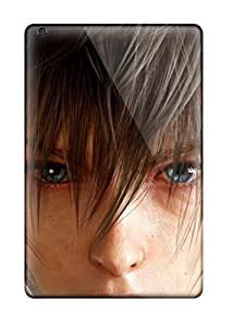New Style 4271994K98782593 High Quality Final Fantasy Xv Skin Case Cover Specially Designed For Ipad - Mini 3