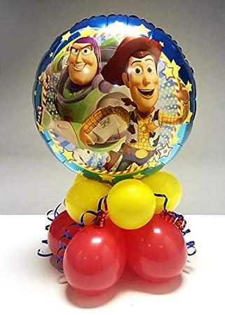 Struts Toy Story Globo inflado de cumpleaños Mesa Centro de ...