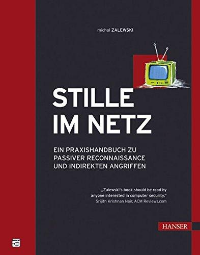 Stille im Netz: Ein Praxishandbuch zu passiver Reconnaissance und indirekten Angriffen