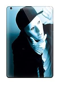 Excellent Design Jabbawockeez 2012 Phone Cases For Ipad Mini Premium Tpu Cases