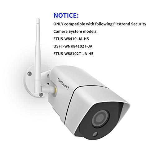 Firstrend 1080P Camera Designed Only for Models: USFT-WNK84102T-JA, FTUS-W8410-JA-H5, FTUS-W88102T-JA-H5