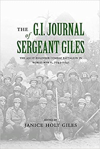 The G  I  Journal of Sergeant Giles: Janice Holt Giles
