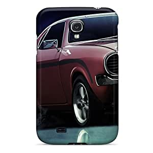 DaMMeke Snap On Hard Case Cover Burnout Protector For Galaxy S4 by icecream design