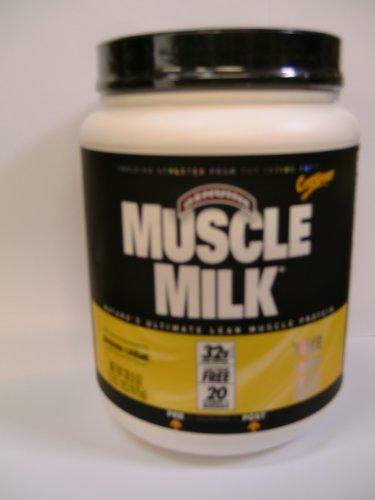 Muscle Milk Protein Powder, Banana Creme 1.93 Lbs.