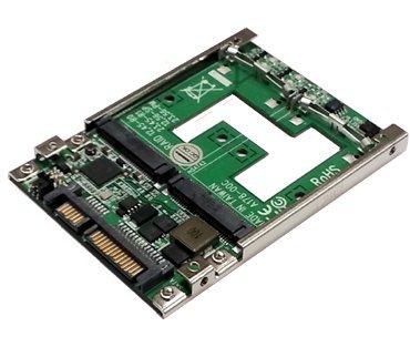 Addonics Dual mSATA SSD to 2.5-Inch SATA Adapter