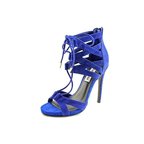 UPC 888311253991, Steve Madden Maiden Women US 10 Blue Sandals