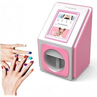Impresoras de uñas 3D portátiles Máquina de pintura ...