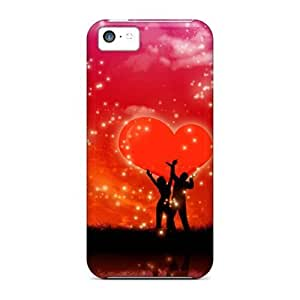 Kingsface 5c Perfect case cover For Iphone qqzBrrd5d7M - case cover Skin