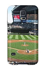 seattle mariners MLB Sports & Colleges best Samsung Galaxy S5 cases 6839058K244182681