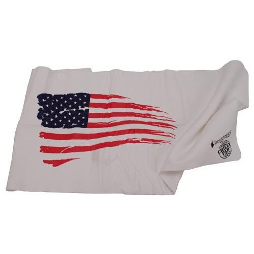 Frogg Toggs - Frogg-Edelic Patterned Chilly Pads White/Flag