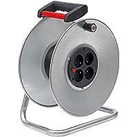 Brennenstuhl 1207301 - Enrollador de cable (vacío), color
