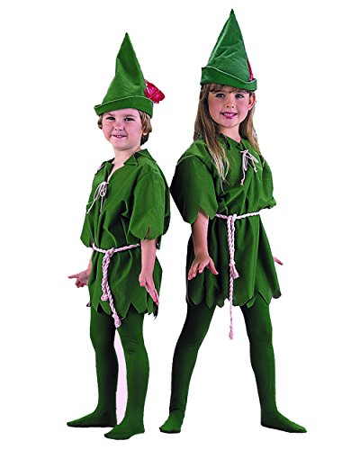Charades Costume - Peter Pan-2T-4T (Toddler Peter Pan Costume compare prices)