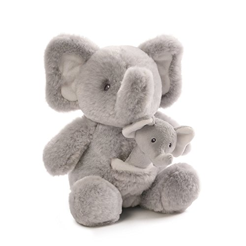 Gund Baby Oh So Soft Elephant & Rattle Combo by GUND (Image #7)