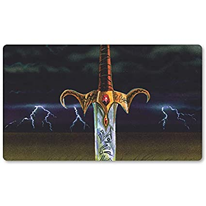 Jace Unraveler of Secrets Board Game MTG Playmat Table Mat Games Size 60X35 cm Mousepad Play Mat for Yugioh Pokemon Magic The Gathering