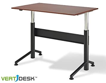 Amazoncom Vertdesk 30 x 48 Electric Adjustable Stand Up Desk