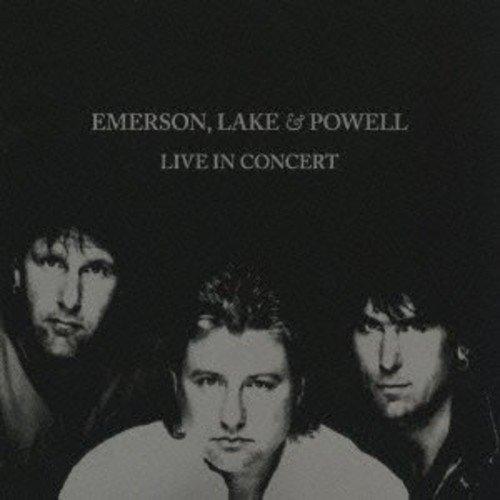 Live: Emerson Lake & Powell