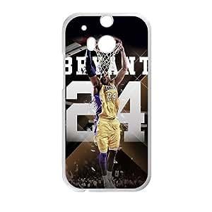 SKULL Kobe Bryant Fashion Comstom Plastic case cover For HTC One M8
