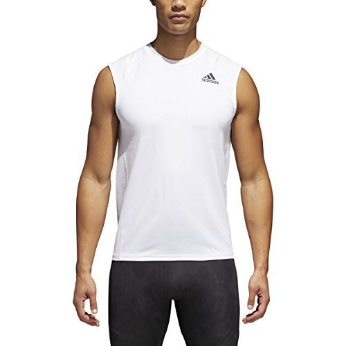 (adidas Men's Alphaskin Sport Fitted Training Tee)