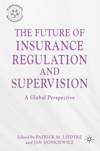 Download The Future of Insurance Regulation and Supervision: A Global Perspective Pdf