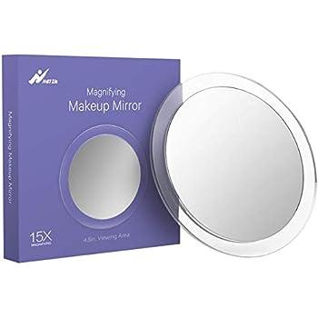 Amazon Com Magic Mirror Focus Big Eyes Magnifying Makeup
