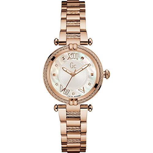 Guess Gc Collection Women's Rose Watch Y18114l1