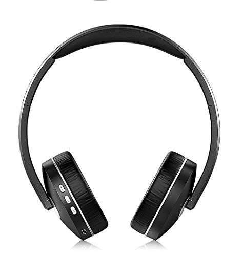 Intex BT Rap Wireless Multimedia Bluetooth Headphone  Black