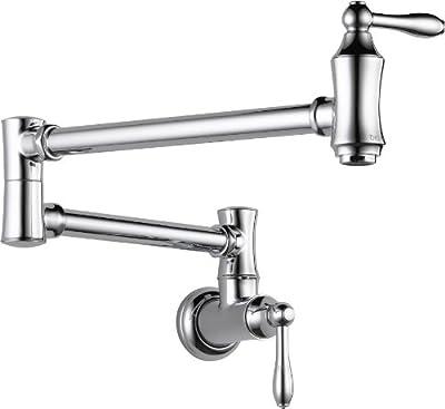 Pot Filler Faucet - Wall Mount