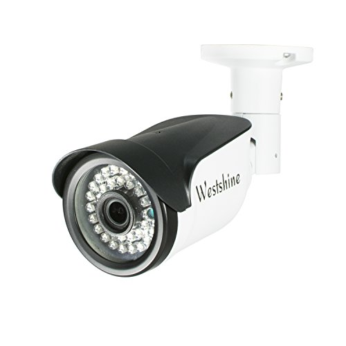 Westshine 4MP 4-in-1 Security Bullet Camera 1/3