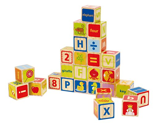Hape ABC Wooden Stacking