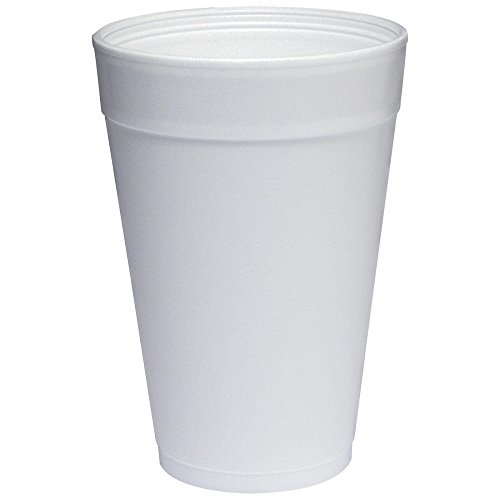 Medline Disposable Styrofoam Drinking Cups (32 Ounce : 500 Each)