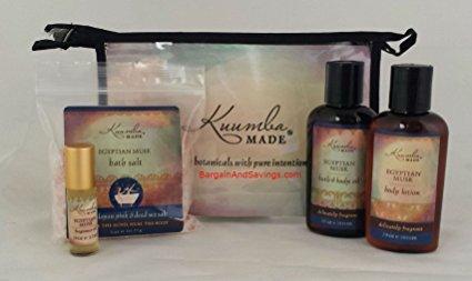 (Kuumba Made Four (4) Treasures Collection Gift Set (Egyptian)