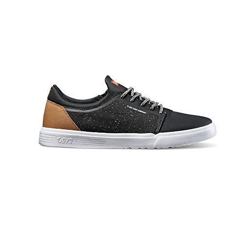 Chaussures Stratos de DVS Noir Homme Skateboard Lt Marron Shoes RUxwa