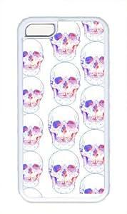 Skull Pattern Theme Iphone 5C Case