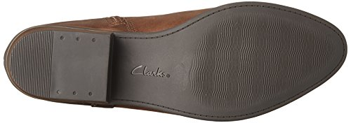 Clarks Boot Leather Zoie Tan Ankle Women's Addiy vHxqwvZa