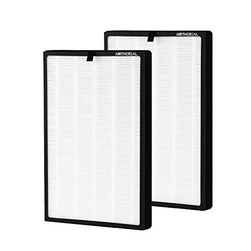 Airthereal Pure Morning APH260 Air Purifier Replacement Filter Set 7 in 1 True HEPA Technology Integrated with Pre-Filter, True HEPA Filter and Activated Carbon Filter (2 Packs)