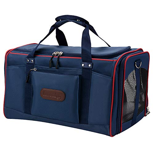 Legendog Dog Carrier Pet Carrier Portable Pet Travel Carrier for Cats Small Dogs Puppies for Cat&Dogs