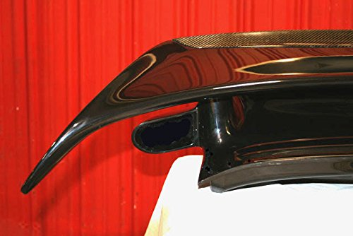 Amazon.com: Porsche 997 & 996 GT2 Trunk, Wing and Carbon Fiber Rear Blade: Automotive