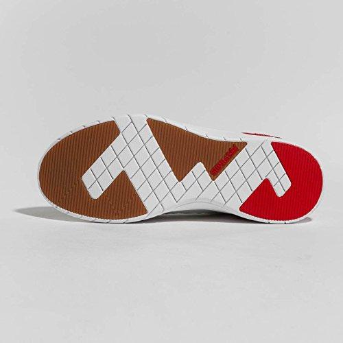 white Skate Method White Risk Shoe Supra Red 5aO0qwF51
