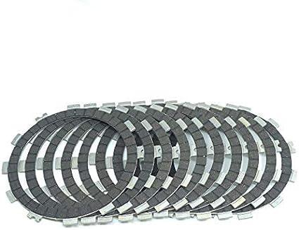 Steel Clutch Disc Set For 2005 Suzuki GSX-R1000 Street Motorcycle Vesrah CS-352