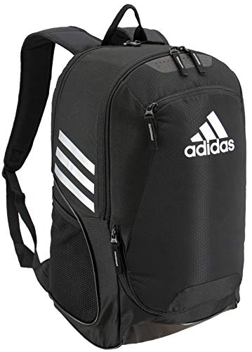 adidas Unisex Stadium II Backpack, Black, ONE SIZE