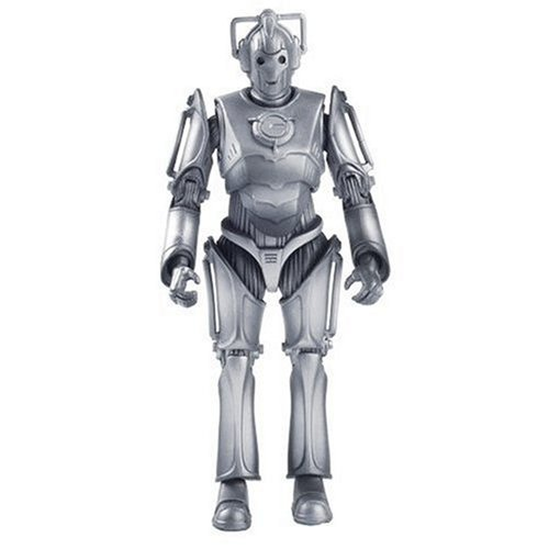 2006 12' Giant Cyberman Doctor Who Character Options 02068 Collectable Dr Who Cyberman (modern) Collectable Film Merchandise Figure