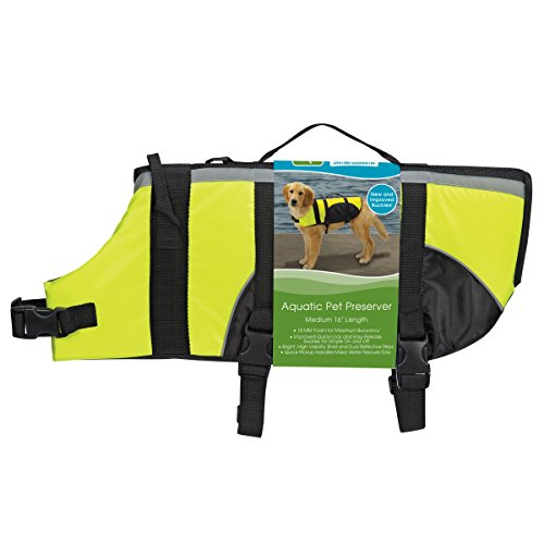 Guardian Gear Aquatic Preserver for Dogs, 16