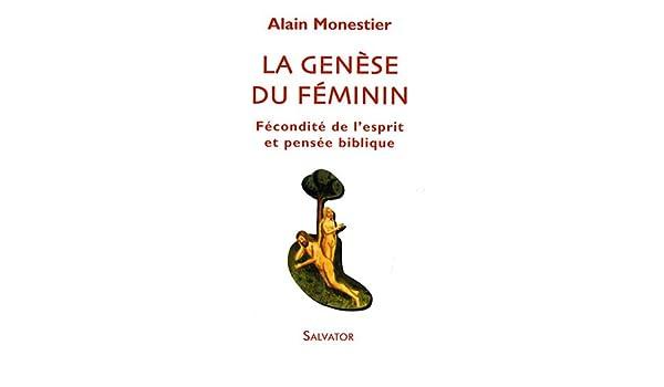 Lesprit au féminin (Les Pensées) (French Edition)