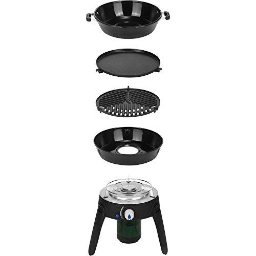 Cadac 6540H1-10-US Safari Chef 2 Portable Gas Grill (1 Store 1 Of 2 2)