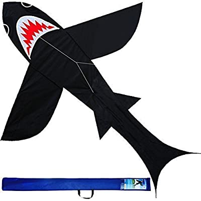 Shark Kite with 30m Line