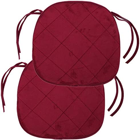 Trenton Gifts Quilted Cushioned Burgundy product image