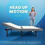 BEDBOSS King Relax 404 Adjustable Full Motion
