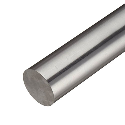 Nickel Alloy C276 Hastelloy Round Rod 4'' diameter x 13'' long by Online Metal Supply