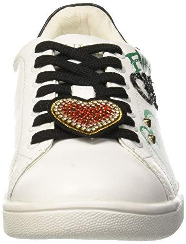 Chaussures Super Whigr De Guess Gymnastique Blanc whigr Femme HvqPTZOxw
