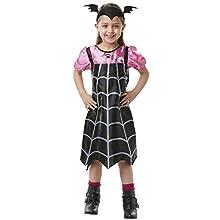 Disney - Disfraz de Vampirina para niña, infantil 1-2 años (Rubies 640874-T)